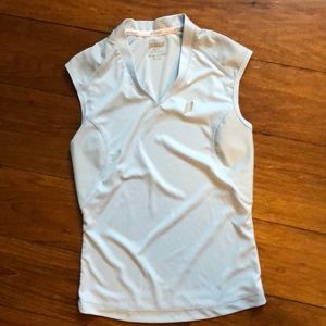 Prince no sleeve tennis top